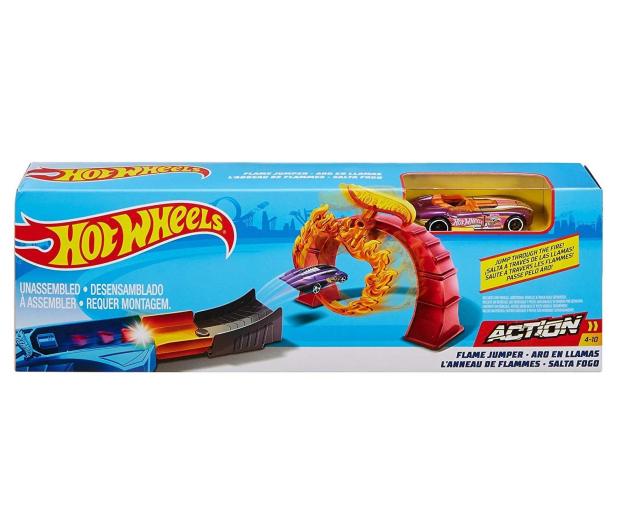Hot Wheels Action Ognista Obręcz - 437846 - zdjęcie 4