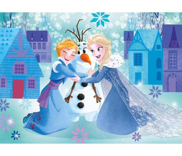 Clementoni Puzzle Disney 3x48 el Olaf's Frozen Adventure  - 478698 - zdjęcie 3