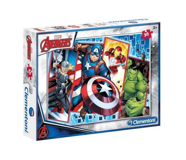 Clementoni Puzzle Disney 30 el The Avengers - 478682 - zdjęcie