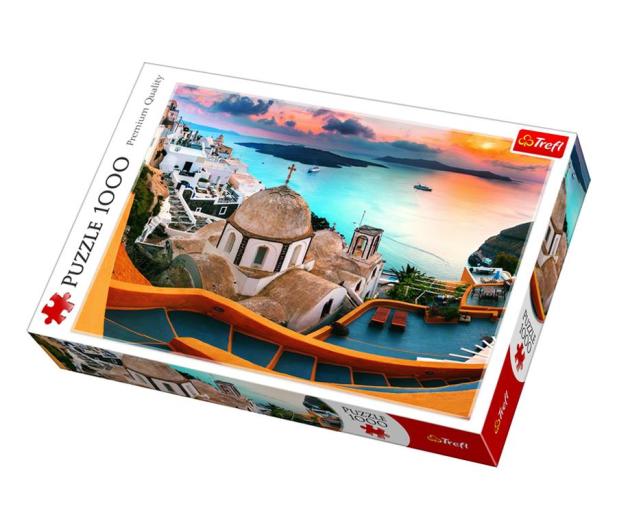 Trefl 1000 el Bajkowe Santorini - 479195 - zdjęcie