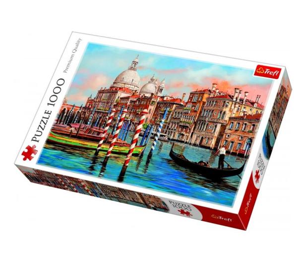 Trefl 1000 el Popołudnie w Wenecji  - 479193 - zdjęcie