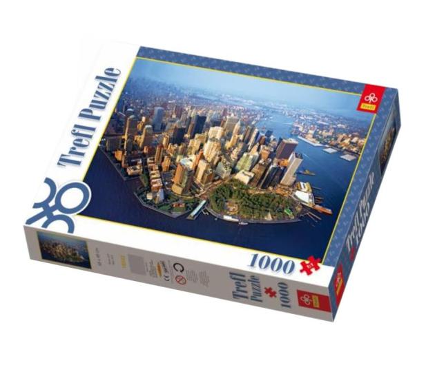 Trefl 1000 el Nowy Jork  - 479203 - zdjęcie