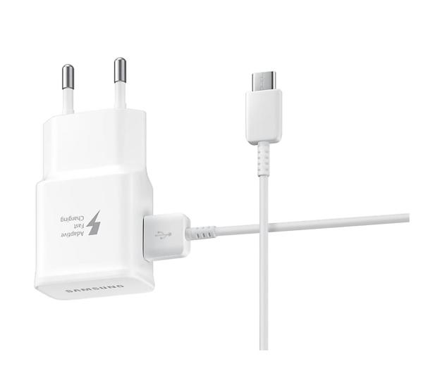 Samsung Ładowarka Sieciowa 1x 2A Fast Charge - 349089 - zdjęcie