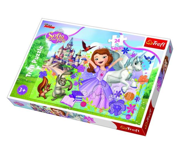 Trefl 24-Maxi Kolorowy świat Zosi - 479476 - zdjęcie