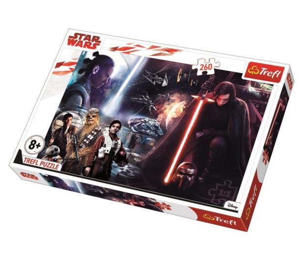 Trefl Disney 260 el Siły Rebeliantów Star Wars VIII - 479495 - zdjęcie