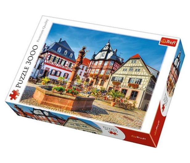 Trefl 3000 el Rynek w Heppenheim Niemcy - 479499 - zdjęcie