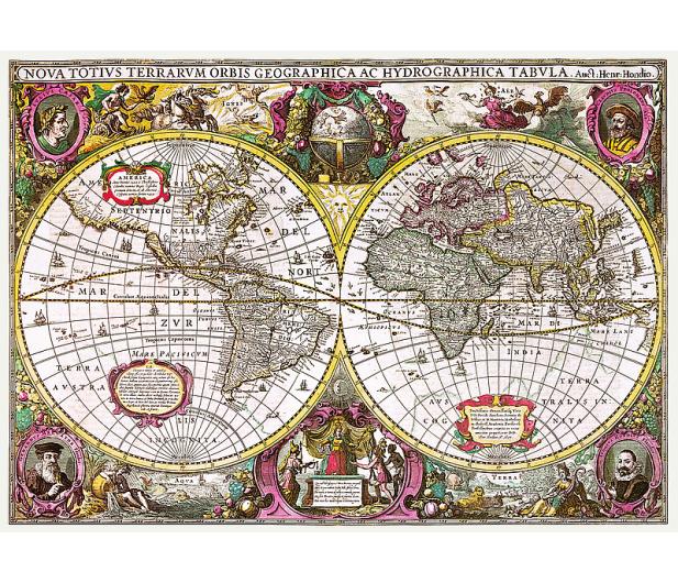 Trefl 2000 el Mapa Ziemi - 479275 - zdjęcie 2