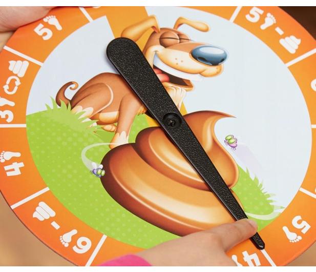 Hasbro Nie wdepnij w to - 477730 - zdjęcie 4