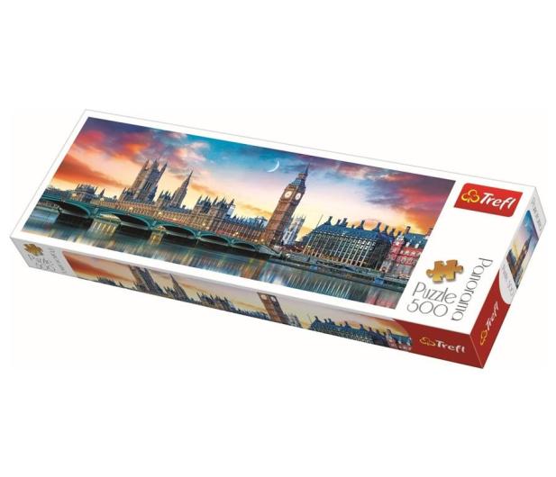 Trefl 500 el Panorama Big Ben i Pałac Westminsterski  - 479543 - zdjęcie