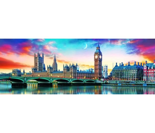 Trefl 500 el Panorama Big Ben i Pałac Westminsterski  - 479543 - zdjęcie 2