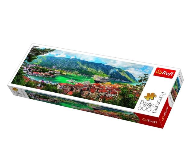 Trefl 500 el Panorama Kotor Czarnogóra - 479544 - zdjęcie