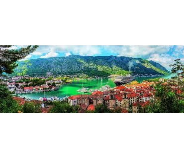 Trefl 500 el Panorama Kotor Czarnogóra - 479544 - zdjęcie 2
