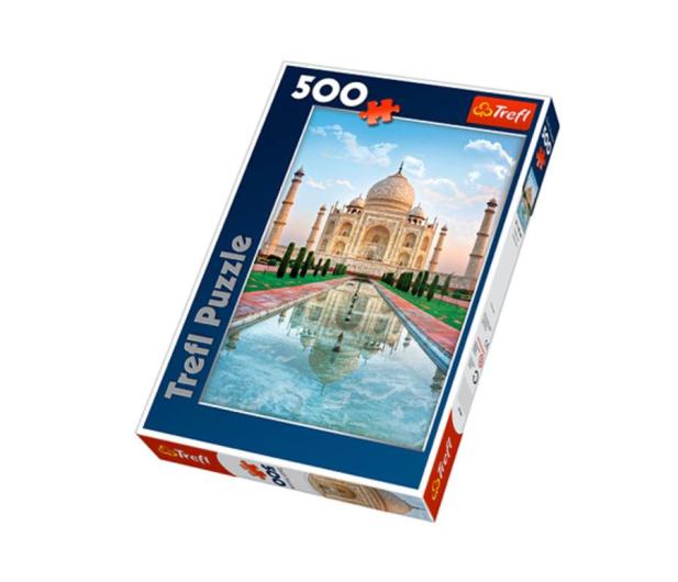 Trefl 500 el Taj Mahal  - 479559 - zdjęcie