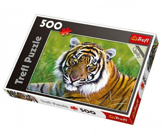 Trefl 500 el Tygrys - 479560 - zdjęcie
