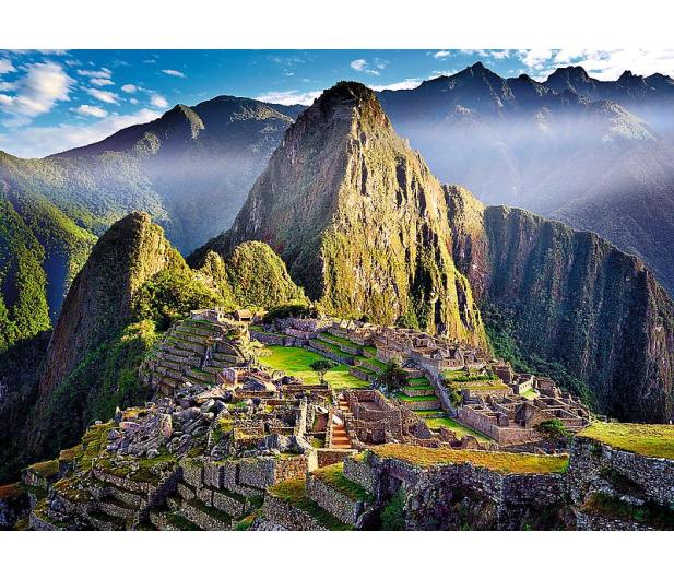 Trefl 500 el Zabytkowe sanktuarium Machu Picchu  - 479563 - zdjęcie 2