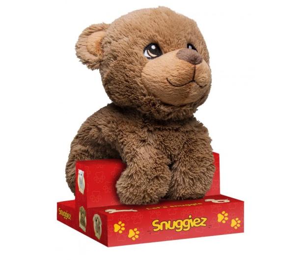 TM Toys Snuggiez Miś Brownie  - 479895 - zdjęcie 2