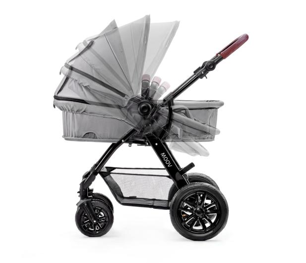 Kinderkraft Moov 3w1 Grey - 323221 - zdjęcie 10