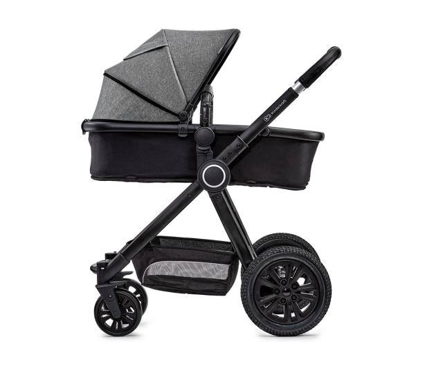 Kinderkraft Veo 2w1 Black/Gray - 463169 - zdjęcie 3