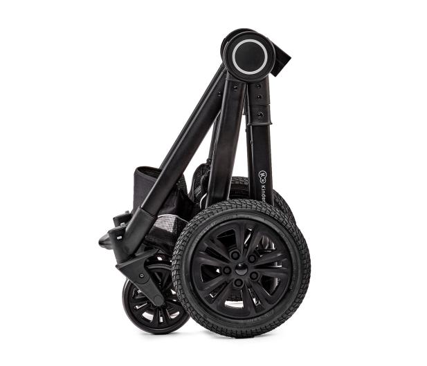 Kinderkraft Veo 2w1 Black/Gray - 463169 - zdjęcie 5