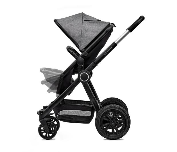 Kinderkraft Veo 2w1 Black/Gray - 463169 - zdjęcie 9