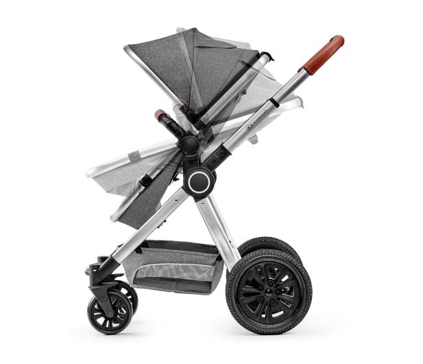 Kinderkraft Veo 2w1 Gray - 463168 - zdjęcie 8