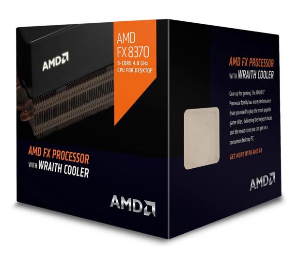 AMD FX-8370 4.00GHz 8MB BOX (Wraith) - 479452 - zdjęcie