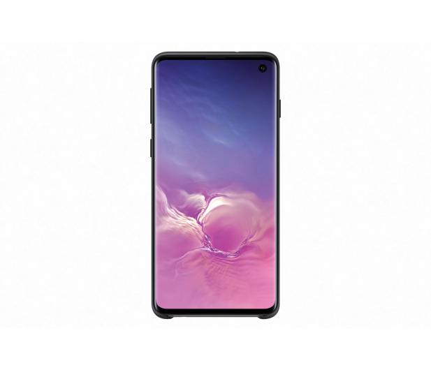 Samsung Silicone Cover do Galaxy S10 czarny - 478351 - zdjęcie 2