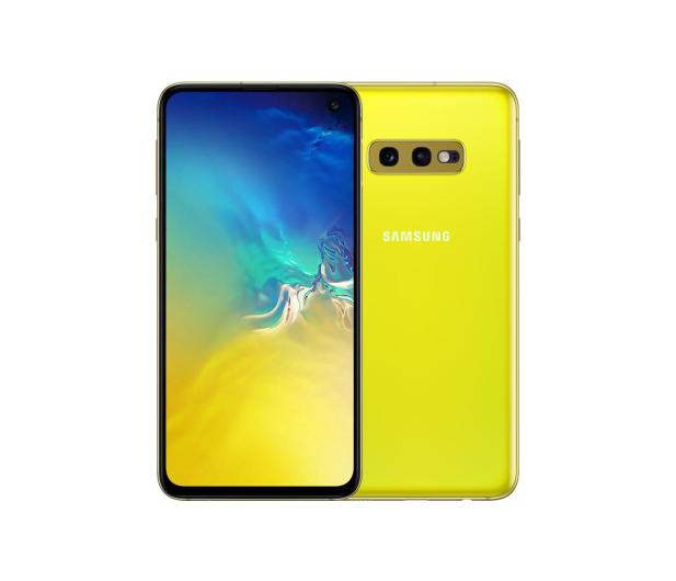 Samsung Galaxy S10e G970F Canary Yellow - 474168 - zdjęcie