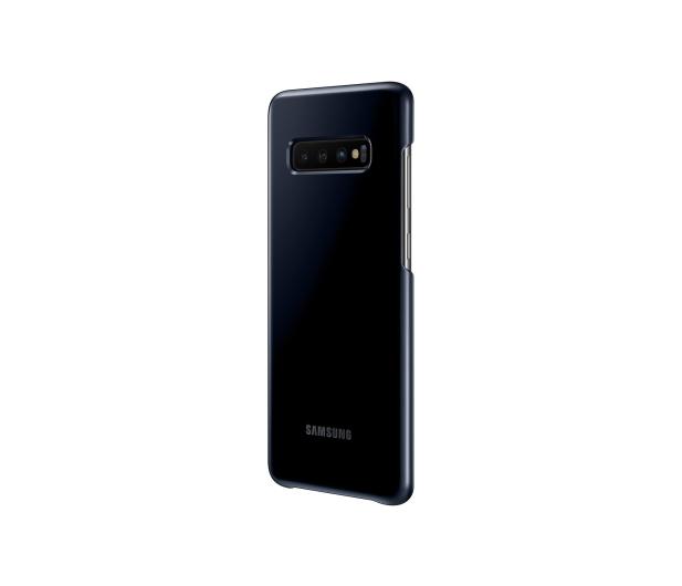 Samsung LED Cover do Galaxy S10+ czarny - 478397 - zdjęcie 3