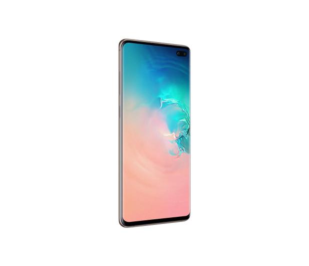 Samsung Galaxy S10+ G975F Ceramic White 512GB - 478670 - zdjęcie 4