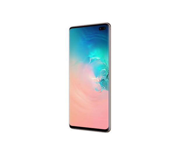 Samsung Galaxy S10+ G975F Ceramic White 512GB - 478670 - zdjęcie 5