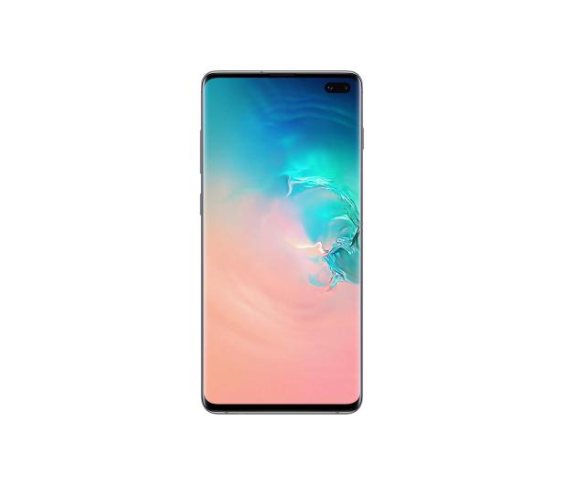 Samsung Galaxy S10+ G975F Prism White - 474176 - zdjęcie 3
