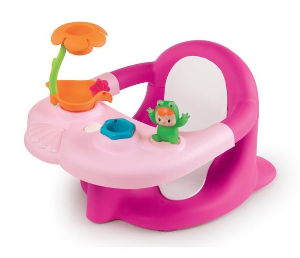 Smoby Cotoons Siedzisko do kąpieli różowe  - 480088 - zdjęcie
