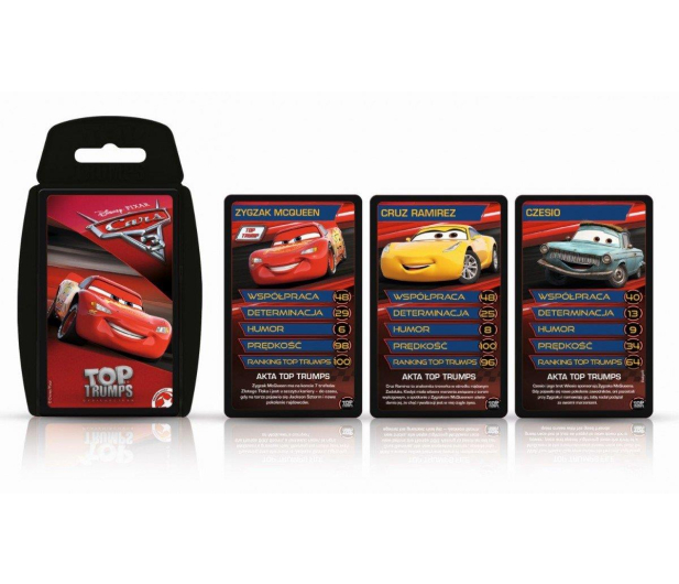 Winning Moves Disney Cars 3 - 476693 - zdjęcie 2