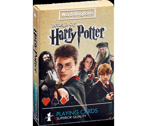 Winning Moves Karty do gry World of Harry Potter - 476699 - zdjęcie