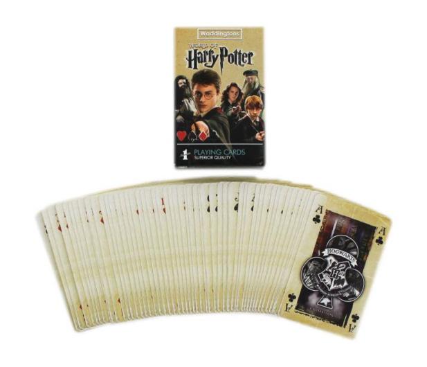 Winning Moves Karty do gry World of Harry Potter - 476699 - zdjęcie 2