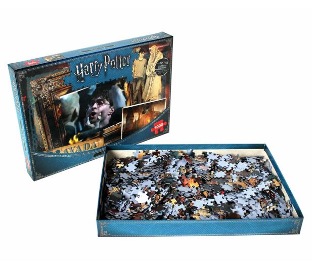 Winning Moves Puzzle 1000 el. Harry Potter Avada Kadavra - 476720 - zdjęcie 2