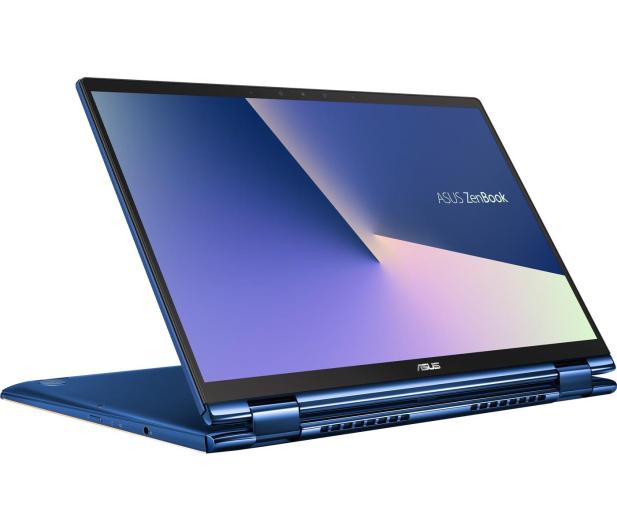 ASUS ZenBook Flip UX362FA i5-8265U/8GB/480/W10 Blue  - 485579 - zdjęcie 5