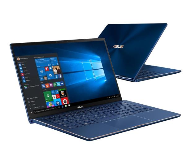 ASUS ZenBook Flip UX362FA i5-8265U/8GB/480/W10 Blue  - 485579 - zdjęcie