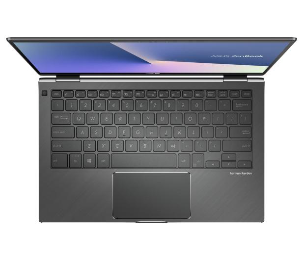 ASUS ZenBook Flip UX362FA i5-8265U/8GB/256/W10 Grey - 474924 - zdjęcie 4