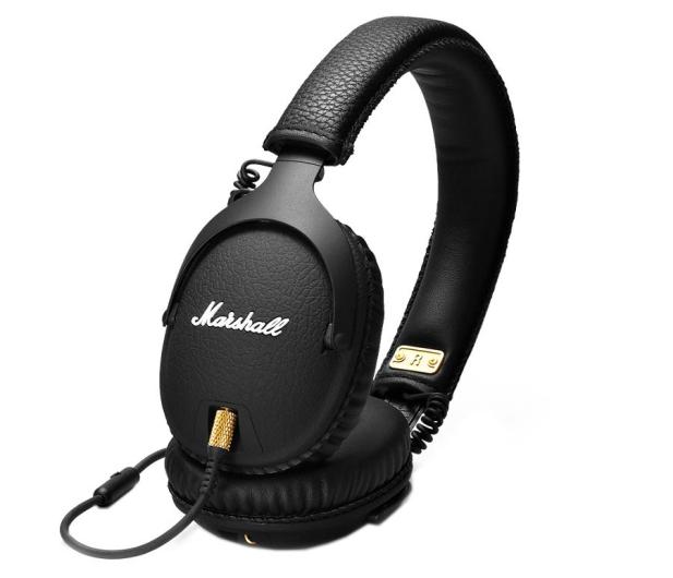 Marshall Monitor Bluetooth Czarne - 434702 - zdjęcie