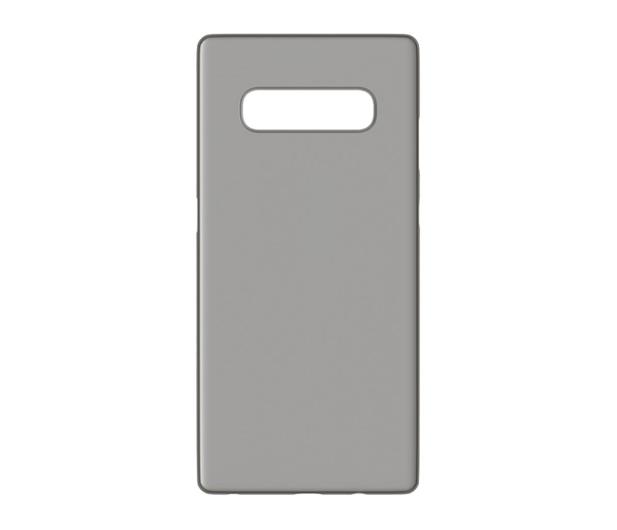 3mk Natural Case do Samsung Galaxy S10 czarny  - 475769 - zdjęcie