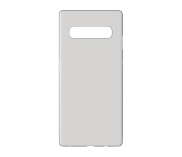 3mk Natural Case do Samsung Galaxy S10+ biały - 475766 - zdjęcie