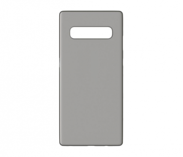 3mk Natural Case do Samsung Galaxy S10+ czarny - 475767 - zdjęcie
