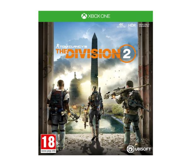 Microsoft Xbox One X 1TB + The Division2 - 481287 - zdjęcie 9