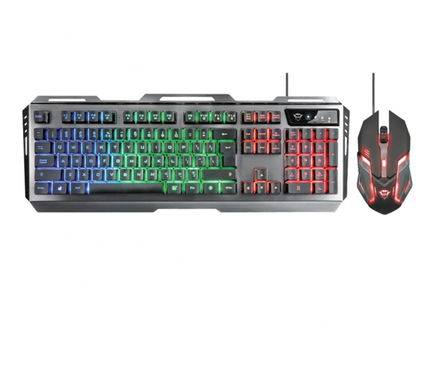 Trust GXT 845 Tural Gaming Combo - 480955 - zdjęcie