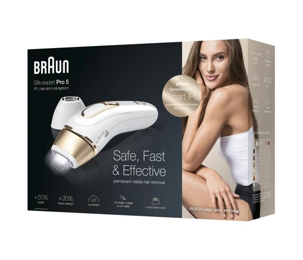 Braun Silk-expert IPL PL5137 - 478444 - zdjęcie 7