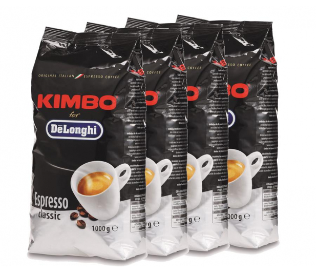 DeLonghi 4x1kg Kimbo classic - 481248 - zdjęcie