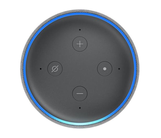 Amazon Echo Dot 3 gen. szary - 477029 - zdjęcie 3