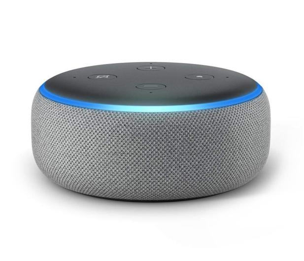 Amazon Echo Dot 3 gen. szary - 477029 - zdjęcie